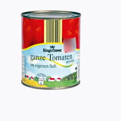 Ganze Tomaten, M�rz 2012