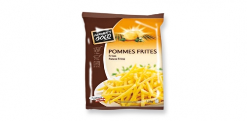 Pommes Frites Feinschnitt, September 2011