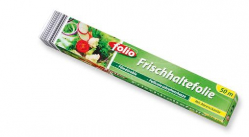 Frischhalte-Folie, Juni 2011