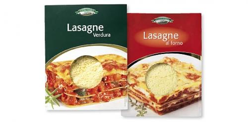 Lasagne frisch, Dezember 2009