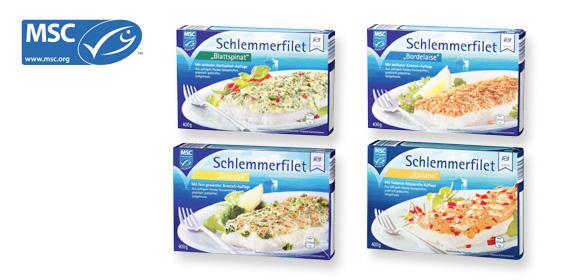 Schlemmerfilet, M�rz 2012