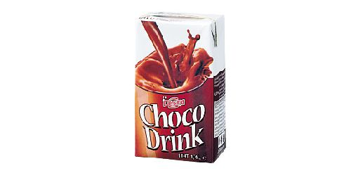 Choco Drink UHT Kleinpackung, Oktober 2007