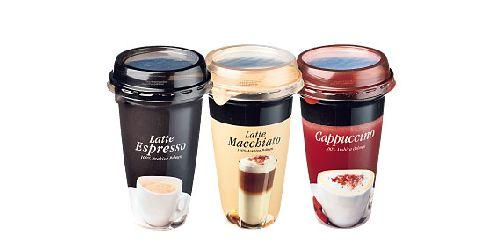 Kaffeegetränk, Oktober 2007