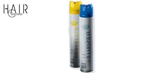 Haarlack oder Haarspray, M�rz 2009