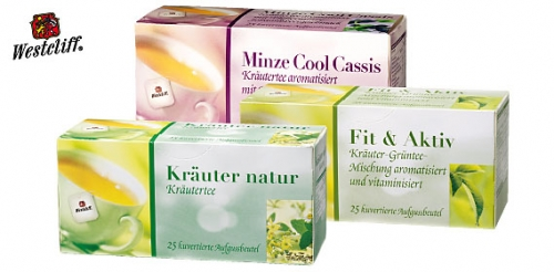 Aroma Kräuter Tee, August 2008
