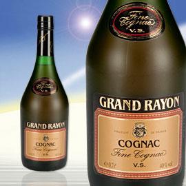 Grand Rayon Cognac V.S. , Oktober 2010