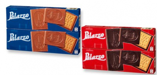 Palazzo Biscuits, M�rz 2011