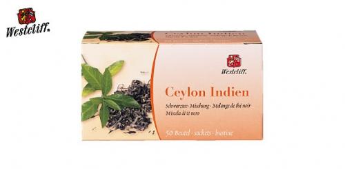Ceylon Indien Schwarz Tee, Februar 2009