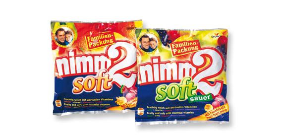 Nimm 2 Soft, August 2012
