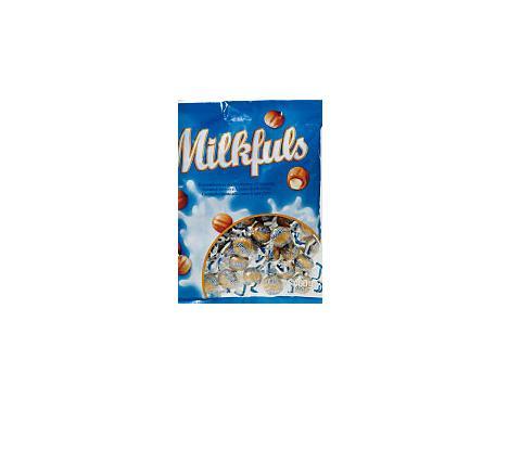 Milkfuls, Mai 2008