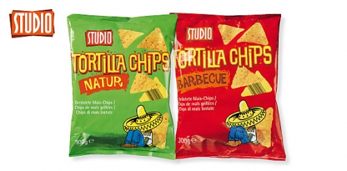 Tortilla Chips, Mai 2009