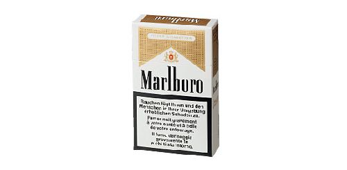Marlboro Red / Gold, Oktober 2007
