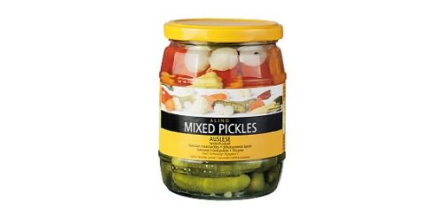 Mixed Pickles, Dezember 2007