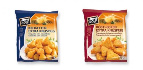 Kroketten/Röstiecken, Oktober 2011