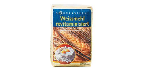 Weissmehl revitaminisiert, Oktober 2007
