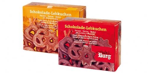 Schokolade Lebkuchen, Oktober 2008