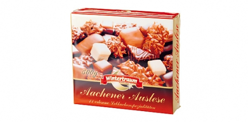 Lebkuchen Aachener Auslese, Dezember 2007
