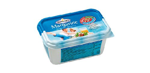 Margarine Plus, Oktober 2007