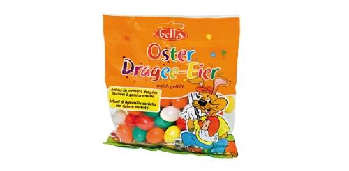 Dragee Eier aus Zucker, M�rz 2008