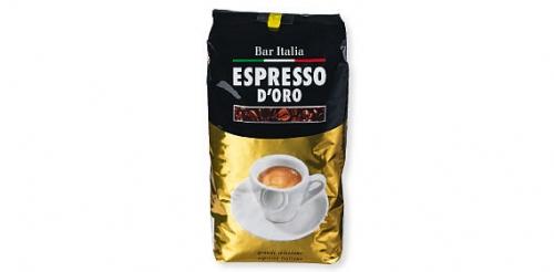 Espresso d Oro, Juni 2009