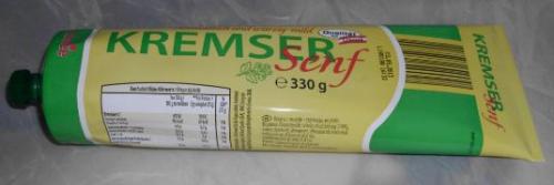 Kremser Senf, Juni 2012