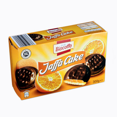 Jaffa Cake, Oktober 2012