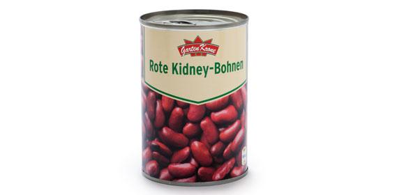 Rote Kidney-Bohnen, Dezember 2013