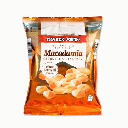 Macadamia-Nußkerne, Oktober 2012