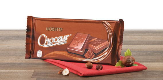 Noisette Schokolade, Februar 2012