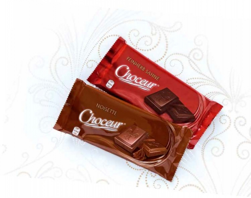 Noisette Schokolade, Oktober 2012