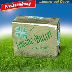 Irische Butter, Januar 2008