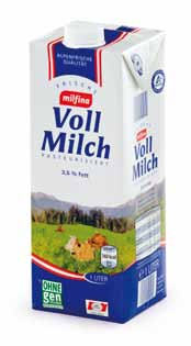 Vollmilch, November 2012