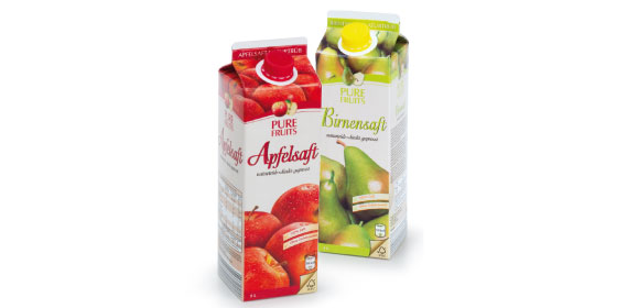 Apfelsaft/Birnensaft naturtrüb, August 2013