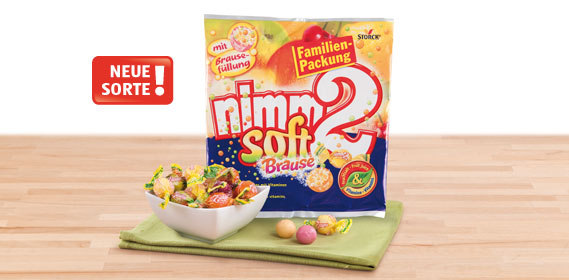 Nimm2 soft, Brause, Mai 2013