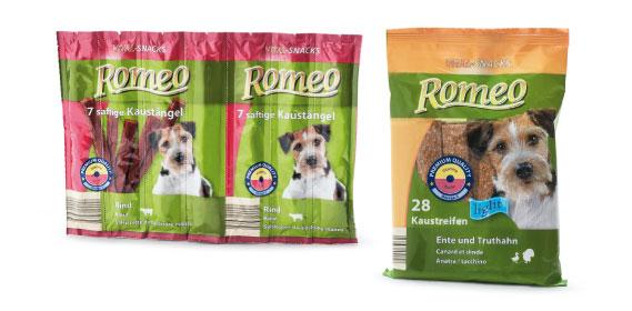 """Hunde-Snacks """"Kaustange"""", Dezember 2013"""