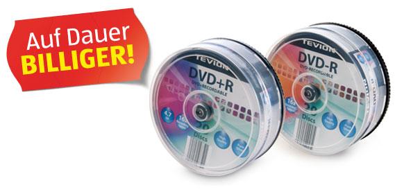DVD-Rohlinge, Oktober 2012