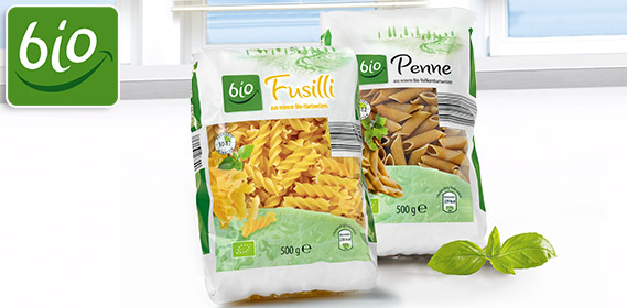 Pasta / Nudeln, August 2012