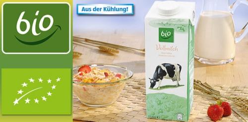 Vollmilch, 3,8 % Fett, M�rz 2011