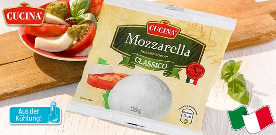 Mozzarella, M�rz 2013