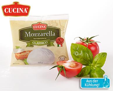 Mozzarella, Juli 2014
