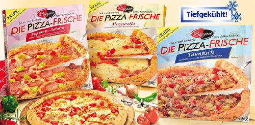 Die Pizza-Frische, Oktober 2007