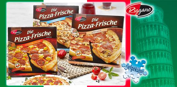 Die Pizza-Frische, Juli 2010