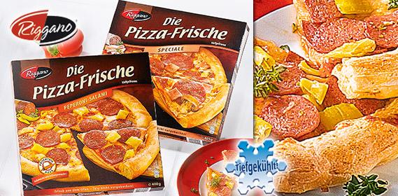 Die Pizza-Frische, Mai 2011