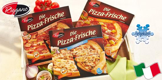 Die Pizza-Frische, Dezember 2011