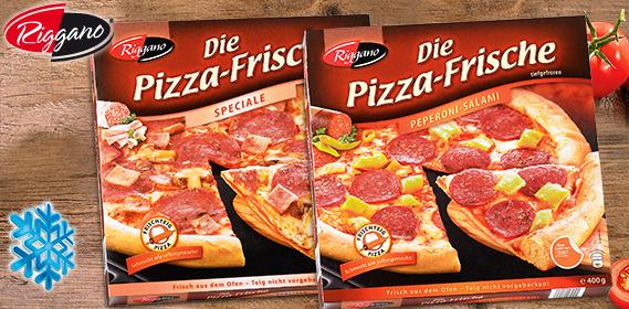 Die Pizza-Frische, Dezember 2012