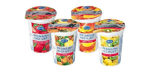 Fruchtjoghurt Premium, Oktober 2007
