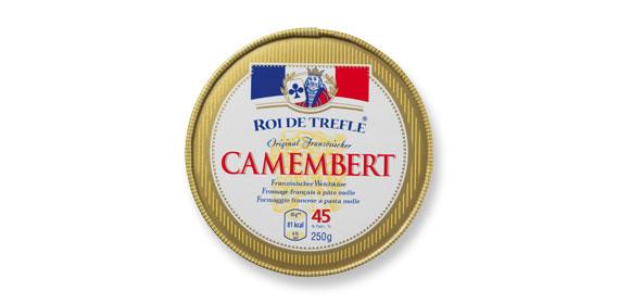 Camembert, Juli 2012