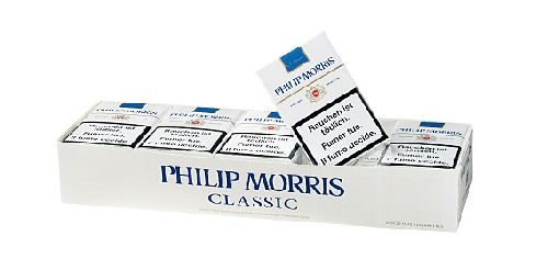 Philip Morris (Stange), Oktober 2007