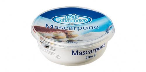 Mascarpone, Mai 2008