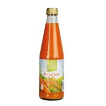 Karottensaft mit Honig, Februar 2012